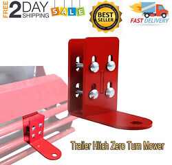 Zero Turn Lawn Mower Trailer Hitch Fit For Ferris And Simplicity Is5100z, Is2000z