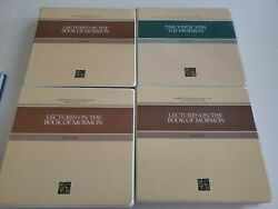 Lectures On The Book Of Mormon And Vindicates - Hugh Nibley 43 Cassettes Rare
