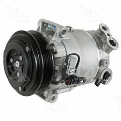 Four Seasons 68222 A/c Compressor For Select 13-17 Buick Chevrolet Gmc Models