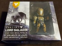 Destiny Iron Banner Lord Saladin And His Wolf Pack Set Bungie