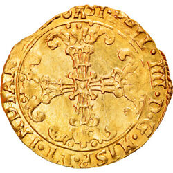 [865195] Coin Spanish Netherlands Tournai Philip Iv Couronne Dand039or 1631