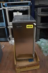 Perlick Hp15rs31l 15 Stainless Built-in Under Counter Refrigerator Nob 103408