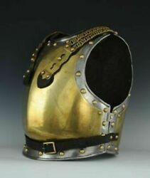 Medieval Knight Cuirass Of The French Cuirassiers 19th Century Breastplate