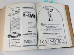 Americans In France Chamber Commerce French Advertisement Art Deco Cars 1927