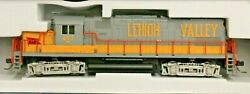 N - Atlas Gold 40 004 024 Lehigh Valley C-420 Ph.1 Low Nose 407 Dcc And Sound