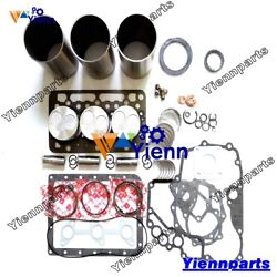 D662 Overhaul Rebuild Kit For Kubota Engine A-13 A13 Tractor Repair Parts
