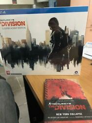 The Division Sleeper Agent Edition Ps4