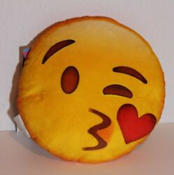 Emoji Pillow 14 inches