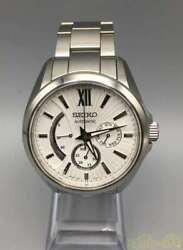 Seiko Brightz Mechanical 6r21-00w0 590045 Express Delivery From Japan