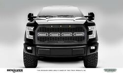 T-rex Grilles 6515741 Revolver Series Led Grille Fits 15-17 F-150