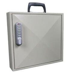Keysecure Key Security Multiple Keys Portable Key Cabinet With Carrying Handle