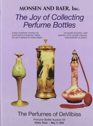 The Joy Of Collecting Perfume Bottles Monsen And Baer Perfume Bottle Auction...