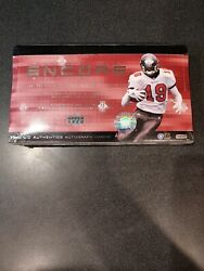 2000 Upper Deck Encore Factory Sealed Football Hobby Box Tom Brady Rc