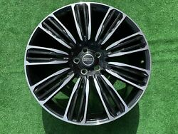 New Set Of 4 Land Rover Defender Wheels Style Rims 22