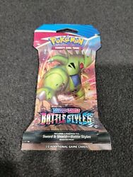 Pokemon Tcg 32 Sword And Shield Battle Styles Sleeved Booster Pack Lot Of 32
