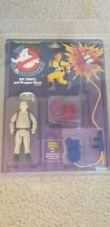 Vintage Real Ghostbusters Ray Stantz 1st Series White Text 1986 Afa 1st Issue