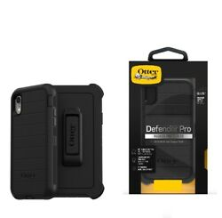 Otterbox Defender Series Case And Holster For Apple Iphone Xr - Black