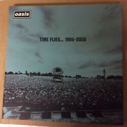 Oasis Liam Noel Gallagher Time Flies Boxset Vinyl With Booklet Sticker Complete