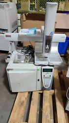 Thermo Scientific Trace Gc Ultra With Pal Xt Tri Plus Auto Injector Sampler