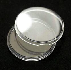 30 Direct Fit 37mm Coin Capsule For Mexican 50 Peso Gold