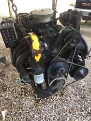 2000 Volvo Penta 5.0 L Sx Complete Drop In Turn Key Engine Only