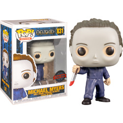 Funko Pop Movies Halloween H2o Michael Myers Exclusive Special Edition Stick