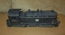 Lionel 623 A.t. And S.f. Nw2 Switcher,