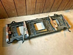 92-96 Ford F150 F250 F350 Bench To Bucket Oem Seat Frame Mount Bracket W/ Track
