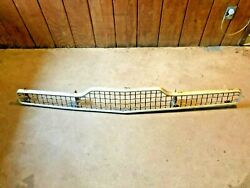 1959 Ford Galaxie - Front Grille Trim - Moulding Oem Fairlane Grill 4 Door Car