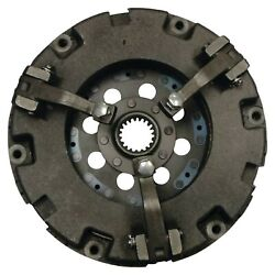 Clutch Plate Double For Ford Tractor Tc30 Sba320040980