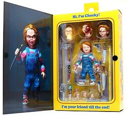 Neca Childs Play Good Guys Ultimate Chucky 4 Inch Action Figure New