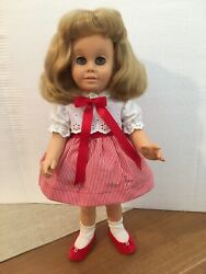 Chatty Cathy The Talking Doll 1999 Mattel Jc Penney Exclusive 1960 Reproduction