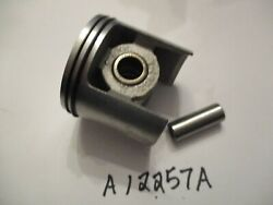 New Homelite 35sl, 350, 360 Piston, Rings And Pin  Pn A12257a