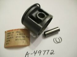New Homelite Dm54 Piston, Ring, Pin And Clips Pn A-49772