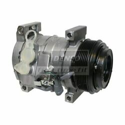 Denso 471-0700 A/c Compressor For Select 03-10 Chevrolet Gmc Models