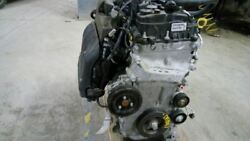 Engine 2.4l Engine Id Ede Pzev Fits 18 Compass 2547254