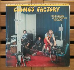 Creedence Clearwater Revival Andlrmandndash Cosmoand039s Factory -- Lp Us 1980