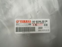 Genuine Yamaha Oem Extension Wire Harness 17ft 6x6-8258a-60-00