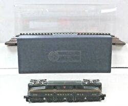 Lionel 6-18314 Pennsylvania Gg-1 Electric Locomotive W/name Plate And Case New