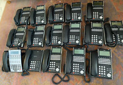 Nec Aspire Sv8100 / Voip Phone System Digital 16 Wired And Voip Phones