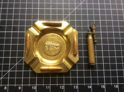 Ww 1 Trench Art Shell Lighter And Shell Ashtray
