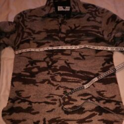 King Of The Mountain Wool Camo Trapper M-l