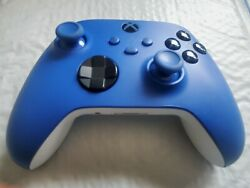 Xbox Wireless Controller - Shock Blue Used