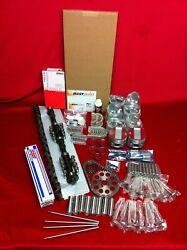 Cadillac 331 Deluxe Engine Kit Pistons+cam+bearings+gaskets+rings+valves 1954