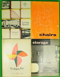 Interiors Library No. 1-4 1952 Nelson George