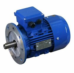 Cast Iron Electric Motor 3 Phase 45kw 60.0hp 2965rpm 225 Frame 2 Pole B5 Mount