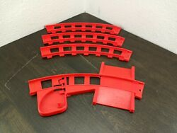 Remco 1976 Mcdonalds Playset Train Tracks Replacement Pieces