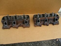 1984 1985 1986 1987 Buick Grand National 3.8 Turbo Cylinder Heads Oem