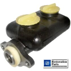 E1966 Corvette Cylinder Master With Power Brakes Correct 38 Thread