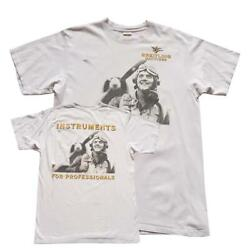 Vintage Breitling Front And Back Graphic T-shirt - L